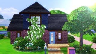 URBAN FAMILY LOFT    The Sims 4: Speed Build