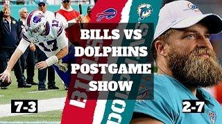 BILLS VS DOLPHINS POSTGAME SHOW