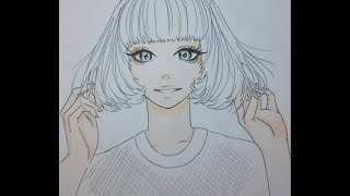 Anime speed drawing: Kyary Pamyu Pamyu
