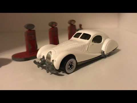 Hot Wheels Blackwall Talbot Lago