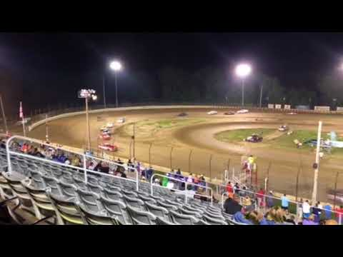 6-23-18  PLYMOUTH SPEEDWAY, IN  SS - FEATURE