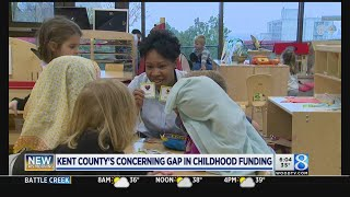 Report finds gaps in funding, services for Kent Co. kids