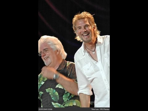 Kenny Loggins & Michael McDonald - What A Fool Believes(Live-''Outside From The Redwoods'')