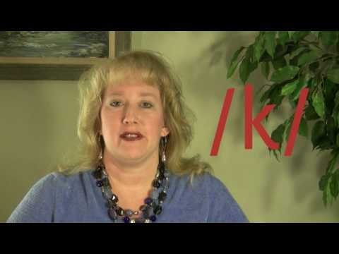 American Accent: English Pronunciation of K and G