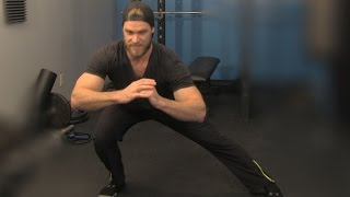 Lower Body Warm-Up & Mobility Routine - Buff Dudes Thumbnail