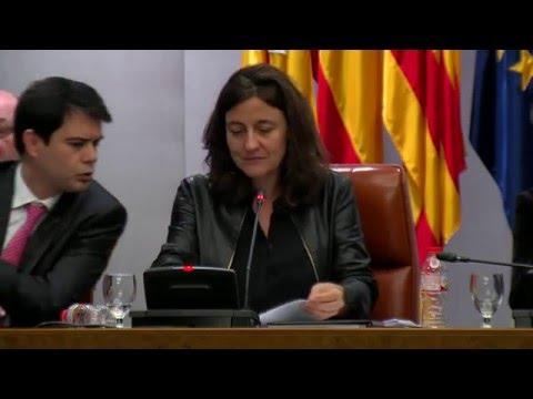 Ple Diputació de Barcelona ordinari de desembre 2015