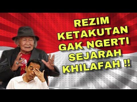 HEBOH !! Ternyata Beginilah Sejarah Pengaruh Khilafah Di Indonesia