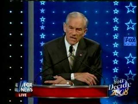 Ron Paul vs. Rudy Giuliani