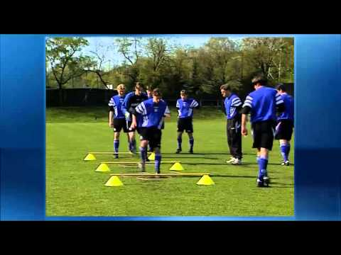 DVD Coordination Soccer Training 2 - Coordination, Agility and Speed Training for all sports