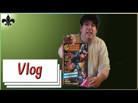 Vlog Vol. 4 Retro Magazine –  ASM (Aktueller Software Markt) Ausgabe 5/93