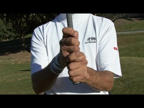 How To Grip A Golf Club Properly