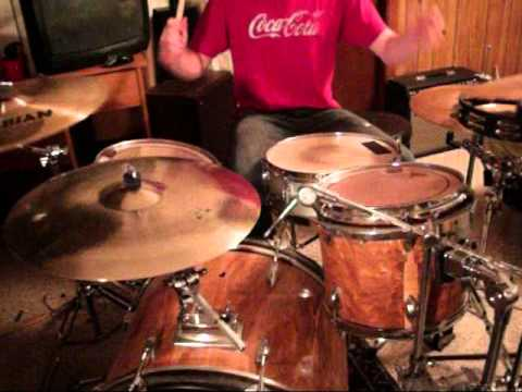 Drum Cover - Local H - Bound For The Floor