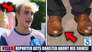 Top 10 MOST EMBARRASSING MOMENTS Caught on Live TV! (Jake Paul, Funny TV Fails & More) thumbnail