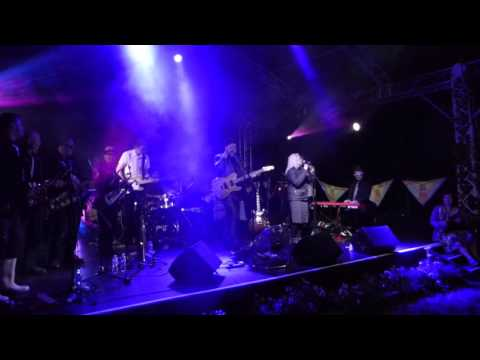 Charlie Miller and the Soul Agents - Glastonbury 2017