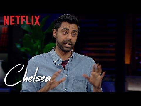 Thumbnail: Hasan Minhaj's Message to Woke White People | Chelsea | Netflix