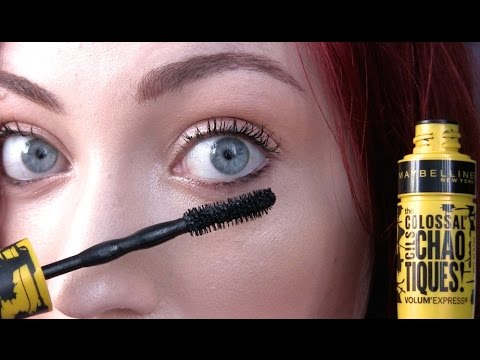 all mascara maybelline