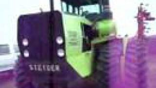 Starting PTA 280 steiger tractor