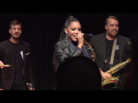 Put Your Hands Up | Mimi Knowles & The New Soul Brigade | TEDxBYU