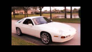 Sex on Wheels -- Porsche 928 Landshark
