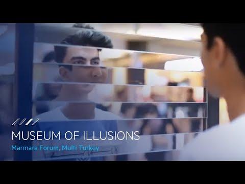 Multi Turkey, Marmara Forum - Museum of Illusions