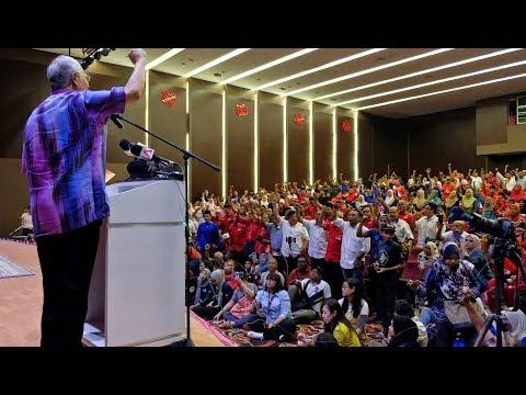 [Full speech] Najib: I did not steal, I am a victim