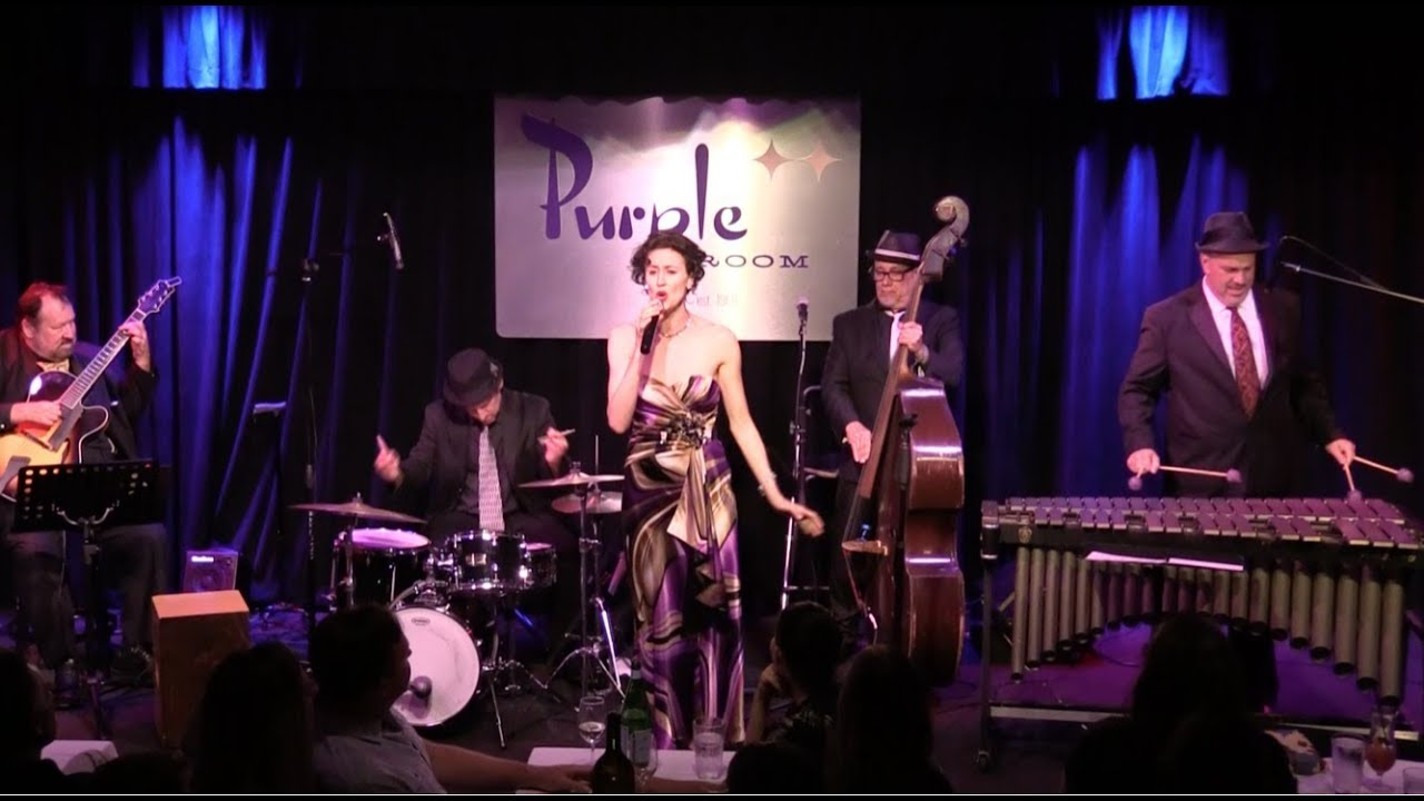 Martini Kings + Kate Campbell Live @ The Purple Room May 19, 2018
