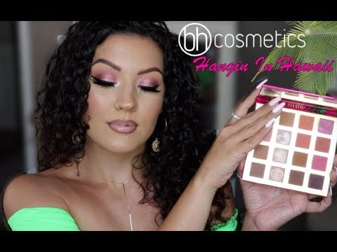 BH Cosmetics Hangin In Hawaii Palette + Sharing New Products thumbnail