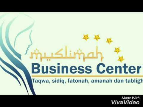 Muslimah Business center pengukuhan Dewan Pimpinan Pusat di Hotel Bumiwiyata Depok
