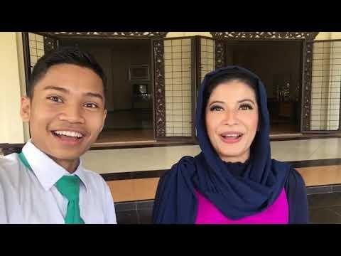 VLOG bareng Presenter Cantik METRO TV Kak Zackia Arfan