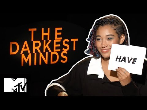 Amandla Stenberg Plays NEVER HAVE I EVER! | MTV Movies