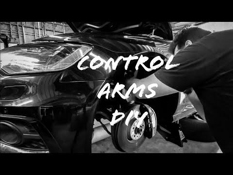 DIY: Audi C7 Control Arms Replacement