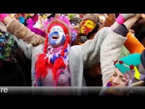 Chansons du carnaval de Dunkerque à suivre en paroles et en musique.