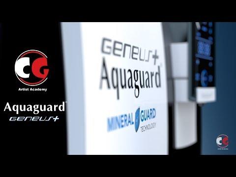 Aquagaurd Purifier CGI
