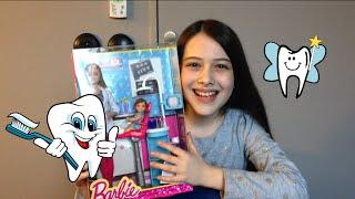 Barbie: Quero Ser Dentista - Review - Julia Silva