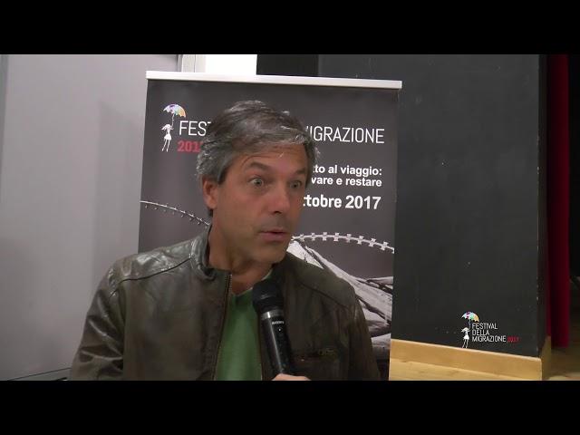 Festival della Migrazione 2017_INTERVISTA a Davide Demichelis