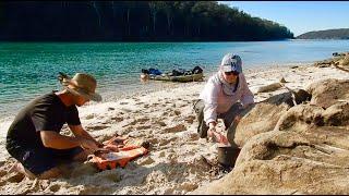 Paddles In Paradise... Overฑight Kayak Camping...