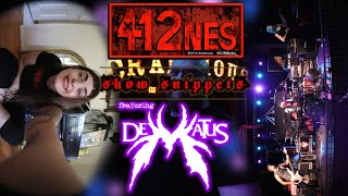 412nes: Show Snippets: DEMATUS at The Crafthouse!