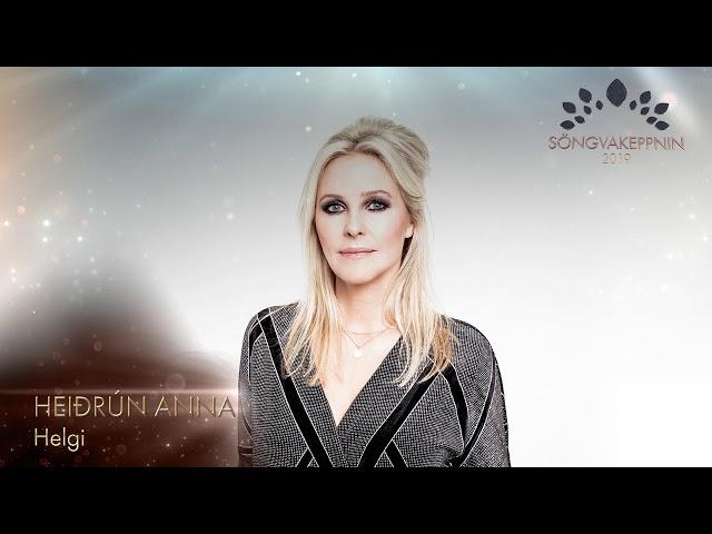 Heiðrún Anna - Helgi