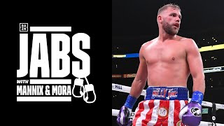 Boxing World Reacts to Billy Joe Saunders Getting Suspended (Jabs With Mannix & Mora)