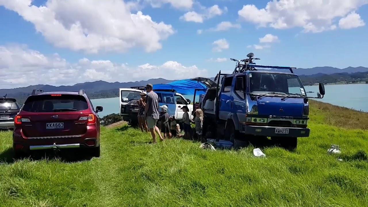 NEW ZEALAND TSUNAMI EVACUATION!