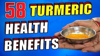 58 Amazing Health Benefits, Uses & Beauty Tips of Turmeric