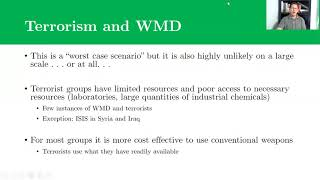 Terrorism and WMD