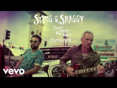 Sting, Shaggy - Don't Make Me Wait (iLL Wayno Remix/Audio)