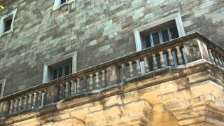 Palma Del Mallorca - walk through the old town.mpg