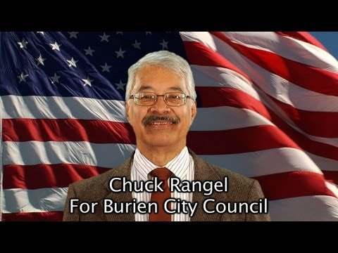 Chuck Rangel for Burien City Council
