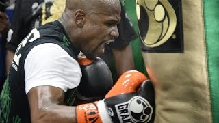 Training: Floyd Mayweather