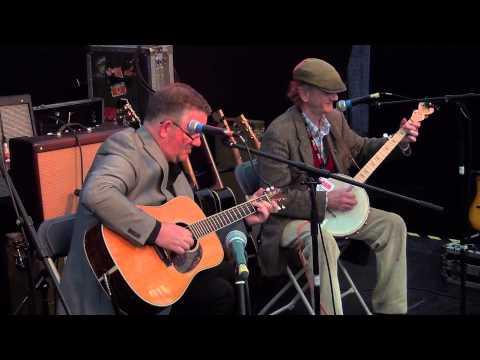 John Knighton & Mic Darling @Bamfest Acoustic Music Festival 2014