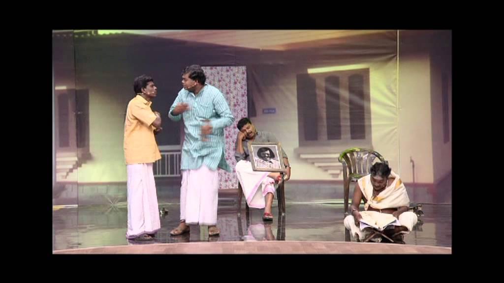 Mazhavil manorama comedy festival 11 april 2013 - D gray man