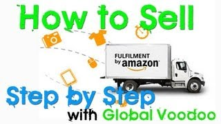 HOW TO SELL ON AMAZON FBA - A COMPLETE STEP BY STEP PROCESS TUTORIAL