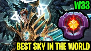 Best Sky In The World - W33 INSANE GAMEPLAY - Dota 2